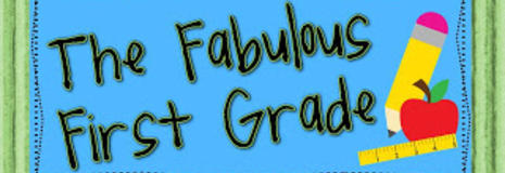 The Fabulous First Grade header.jpg